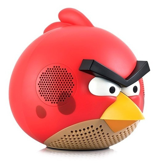 Caixa De Som Dock Angry Birds 30wrms Pg542g