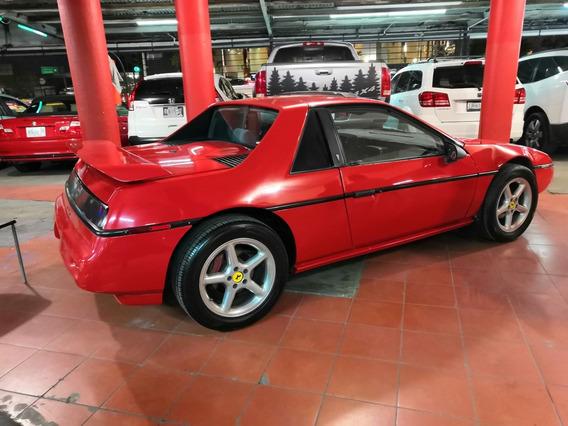 Coleccion Stock Super Original Pontiac Fiero Exhibición