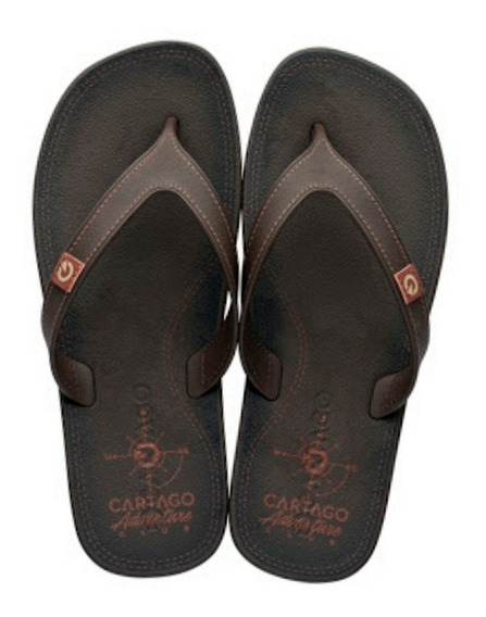 Chinelo Masculino De Dedo Cartago Dakar Adventure Club