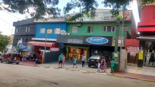 Imagem 1 de 13 de Prédio Para Venda Em Embu Das Artes, Jardim Ângela, 3 Banheiros - Pd009_2-977103