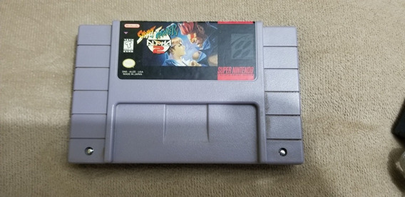 Street Fighter Alpha 2 Original Snes, Super Nintendo.