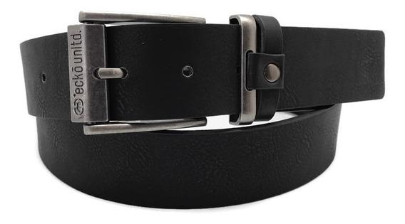 Cinturon Ecko Unltd Original Vintage Tipo Piel