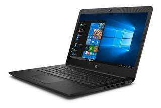 Notebook Hp 14 Celeron 4gb 500gb Bt Win10