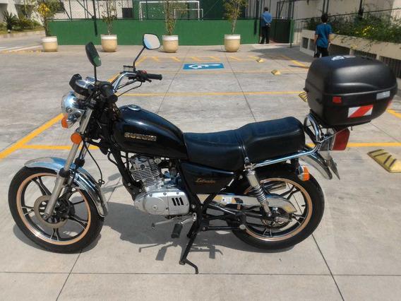 Suzuki Intruder 125 - Único Dono - Original