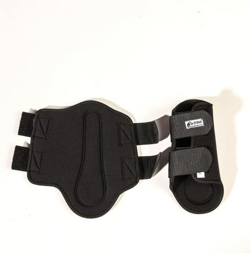 Imagen 1 de 4 de Protector Impermeable Cubre Caña Negro -  Tienda Ecuestre
