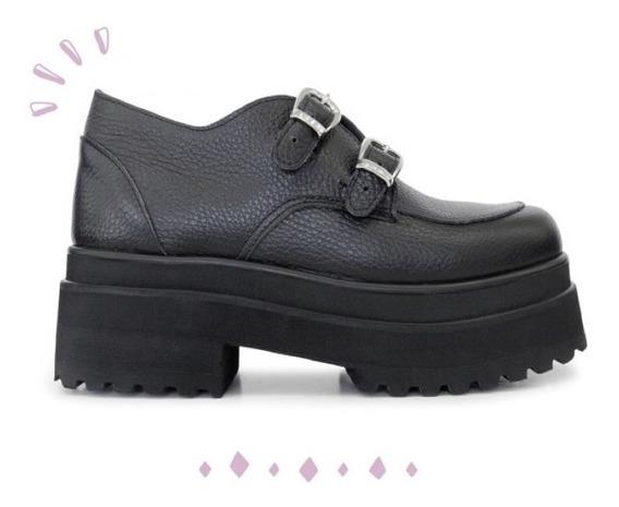 Zapatos Sofía De Grecia Bambi Pini Cuero. Nuevo. Talle 35/36