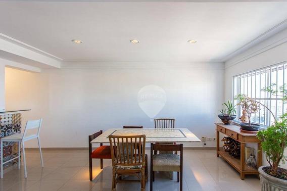 Cobertura Duplex Com Vista Maravilhosa E Permanente - Amplo Espaço Gourmet Com Churrasqueira No 2o Andar! - Co0218