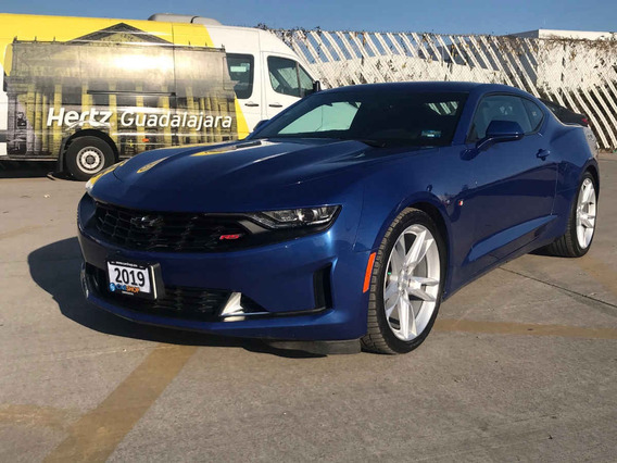 Chevrolet Camaro 2019 2p Coupe Rs V6/3.6 Aut
