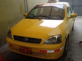Vendo Taxi Chevrolet Corsa Con Puesto