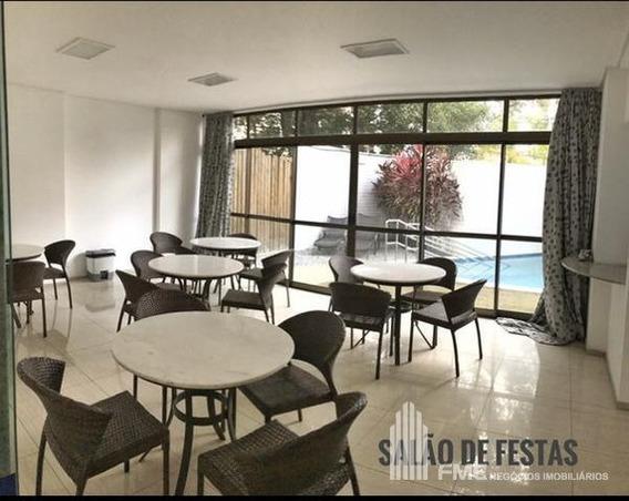 Apartamento Flat Com 1 Quarto No Edf. Studio Prime Graças - Vd1789-v