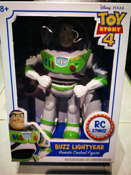Toy Story 4 Buzz Lightyear Control Remoto
