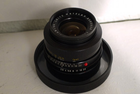 Lente Leica Leitz Wetzlar Elmarit R 35mm F2.8 Germany