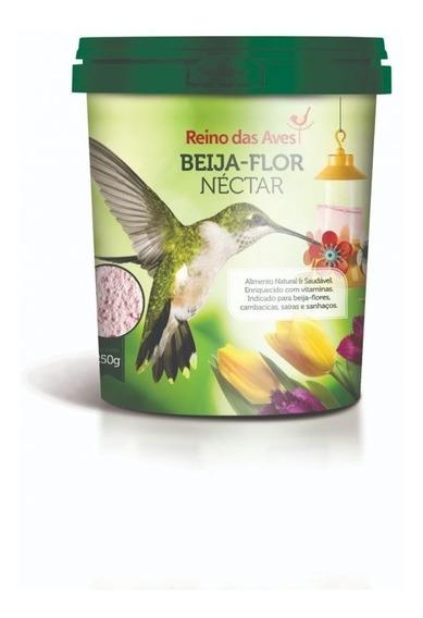 1 Néctar Para Beija-flor 250g - Reino Das Aves