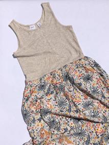 Vestido Gap Infantil Menina