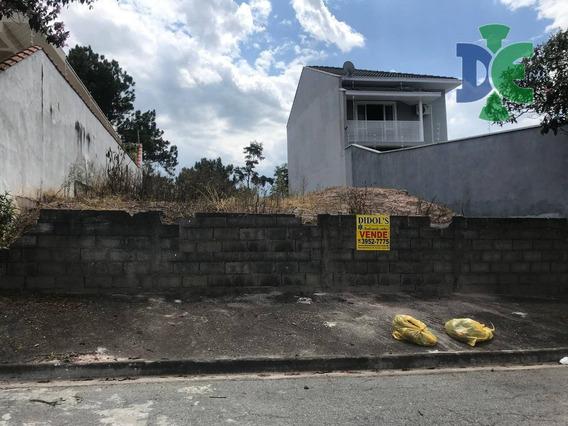 Terreno À Venda, 250 M² Por R$ 150.000 - Jardim Terras De Santa Helena - Jacareí/sp - Te0003