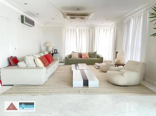Imagem 1 de 21 de Apartamento Com 5 Dormitórios À Venda, 425 M² Por R$ 6.000.000 - Tatuapé - São Paulo/sp - Ap6560