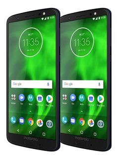 2x1 Celular Motorola Moto G6 3gb 32gb 3000 Mah Desbloqueado