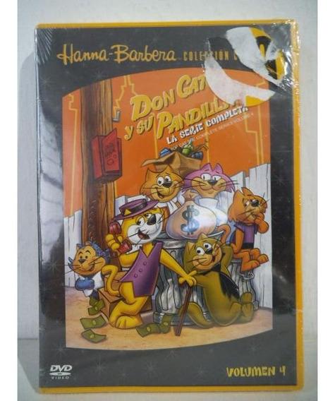 Don Gato Y Su Pandilla Volumen 4 Dvd