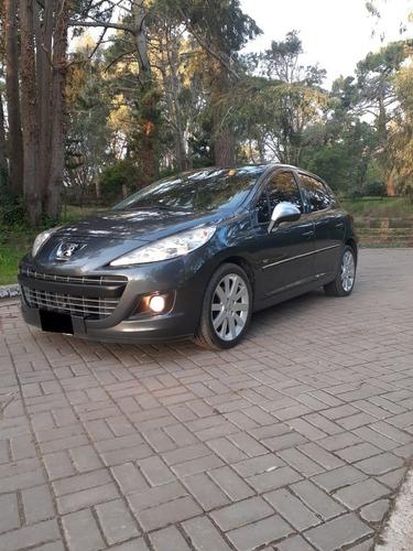 Peugeot 207 Gti 1.6 Thp 5 Ptas. / Nafta / 2012