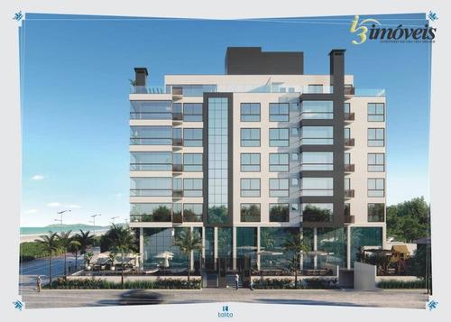 Imagem 1 de 9 de Brava Prime Residence, Apartamento Com 3 Suítes, 3 Vagas De Garagem, Frente Mar, A Venda Na Praia Brava, Itajaí, Sc - Ap2025