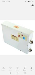 Calentador Eléctrico 15 Kw 45,000 Litros Para Albercas