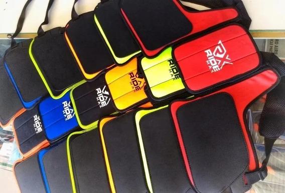 Chaleco Protector Costal Costillas Karting Marca Ridemax