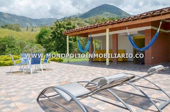Casa Finca Amoblada En Arriendo - San Jeronimo Cod: 9977