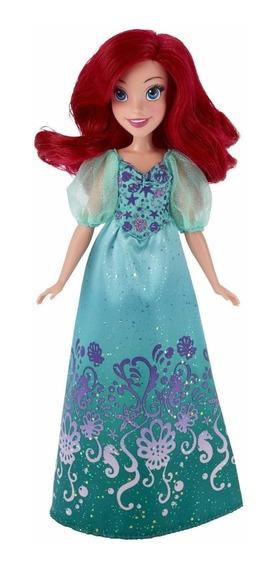 Ariel Disney Princesas Royal Shimmer Boneca - Promoção