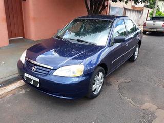 Honda Civic 1.7 Lx 4p 2001