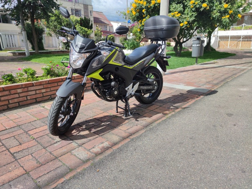 Moto Honda Cb 160f Dlx Sport