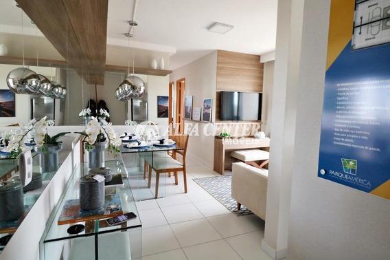 Apartamento Com 3 Dormitórios À Venda, 67 M² Por R$ 218.000 - Residencial Recanto Do Cerrado - Aparecida De Goiânia/go - Ap1343