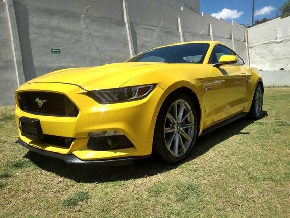 Ford Mustang 2017 5.0l Gt V8 At