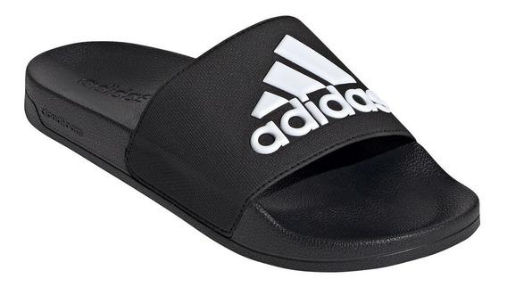 Sandalia adidas Adilette Shower Negro Blanco Unisex F34770