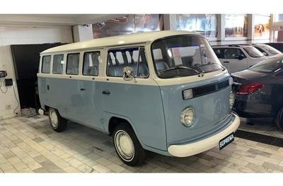 Volkswagen Kombi 1.6 Std 8v Gasolina 3p Manual