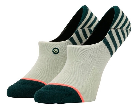 Medias Stance Uncommon Invisible 119301grn Mujer