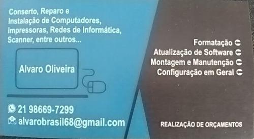Imagem 1 de 1 de Técnico De Impressoare , Scanner E Informática