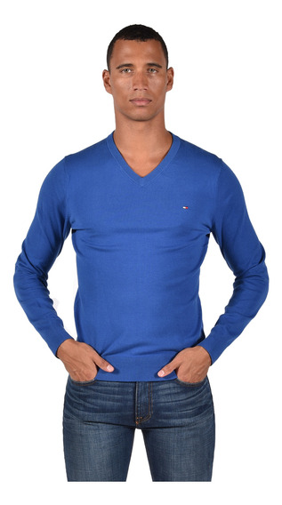 Suéter Premium Cotton Tommy Hilfiger Mw0mw10487-439 Hombre