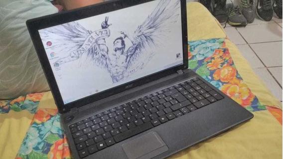 Notebook I7 8gbram 500hd Tela 15.6