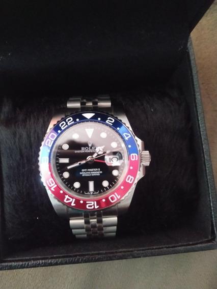Relógio Rolex Gtm Master 2 Pulseira Jubilee