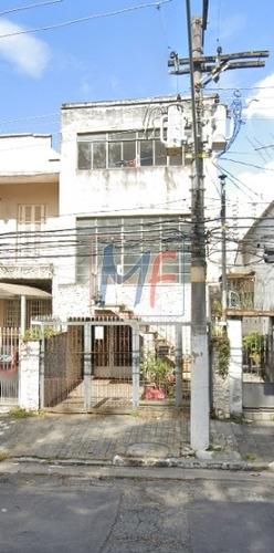 Imagem 1 de 14 de Ref  33 - Casa No Bairro Tatuapé, Com 3 Dormitórios, 4 Vagas De Garagem, 150 M² De Área Construída, Bem Próximo Do Metrô Carrão. - 33