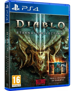Diablo 3 Eternal Collection Ps4 Nuevo Y Sellado