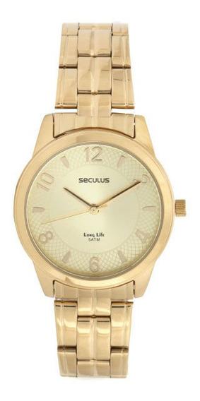 Relógio Seculus Feminino 20425lpsvda1