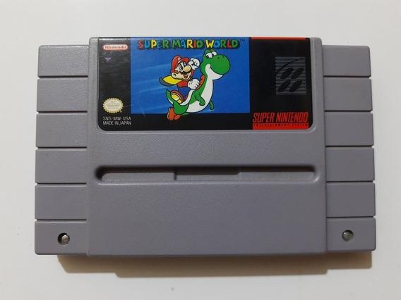 Super Mario World Snes Original Super Mario World Super Nes