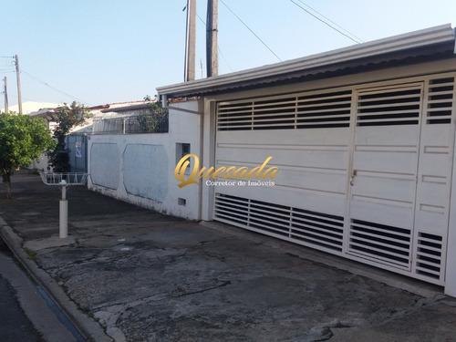 Casa À Venda No  Jardim Eldorado  - Indaiatuba - Sp - Quesada Imóveis - Ca00270 - 69237454