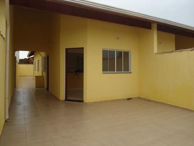 Casa Pronta Para Financiar Em Itanhaém.