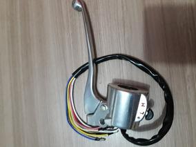 Chave De Luz+manete Polido Cg 125 79/82 L.d(modelo Original)