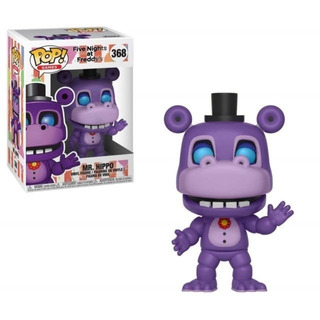 Funko Pop Mr Hippo 368 Five Nights At Freddys Baloo Toys