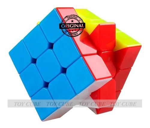 Cubo Mágico 3x3x3 Profissional Original