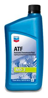 Aceite Hidraulico Dexron Iii (3) Chevron Caja Automatica