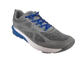 Zapatos Deportivos Rs21 Caballero Dare Gris/azul